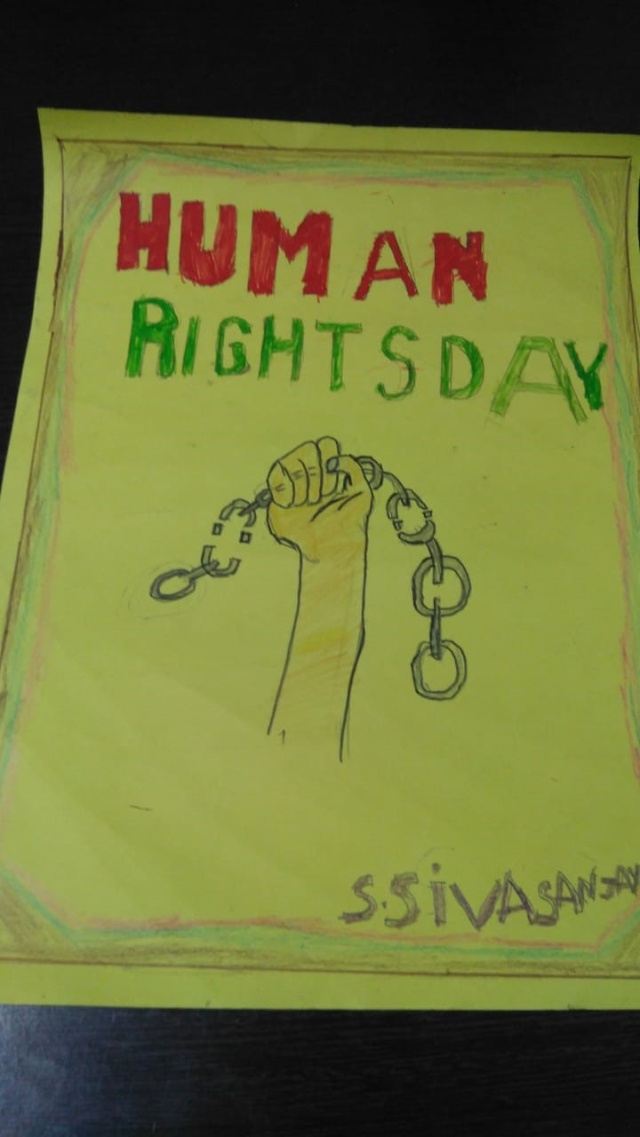 Primary - Human Rights Day